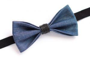 Mėlyna džinsinė peteliškė