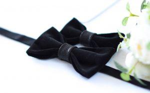 juoda aksominė peteliškė