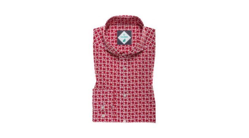raudoni marškiniai
